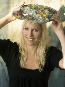 Heidi Sinnet fotograferet af Ole V. Wagner