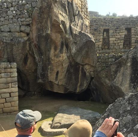 Kondorens sted, Machu Picchu